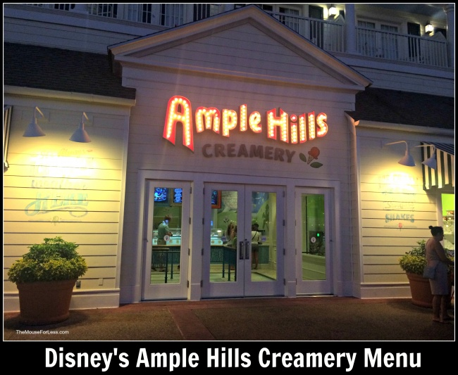 Ample Hills Creamery Known For Their Creative Roach To All Things Ice Cream Features Unique Flavors Such As Ooey Gooey Er Cake Malty Salty Pretzel