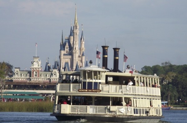 Ferry Boat to Magic Kingdom