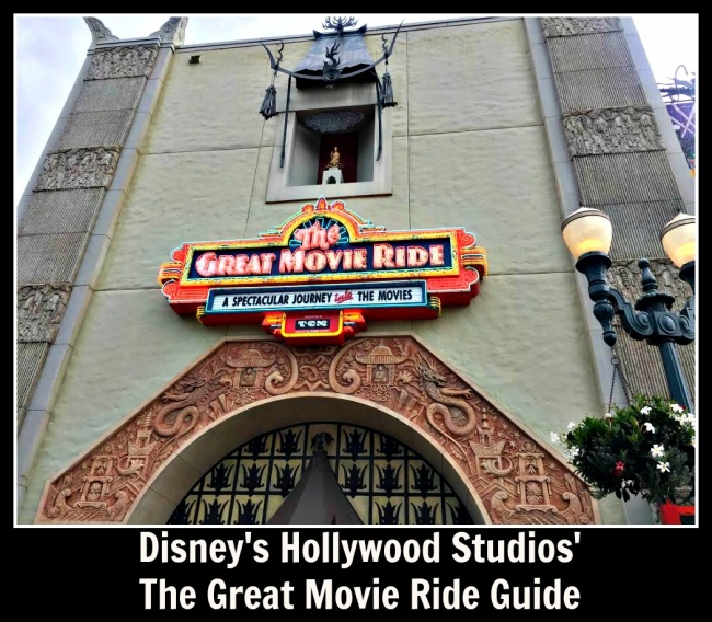 The Great Movie Ride Guide