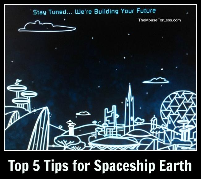 Spaceship Earth Screen 1