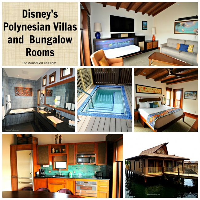 Disney's Polynesian Villas and Bungalow