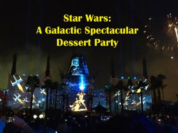 Galactic Spectacular Dessert Party