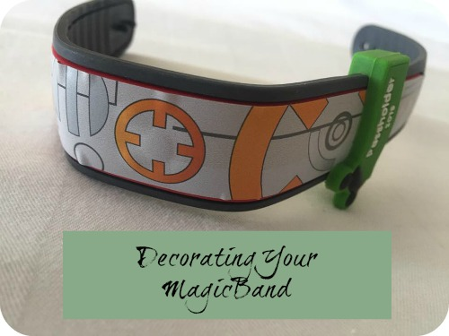 DecorateMagicBand