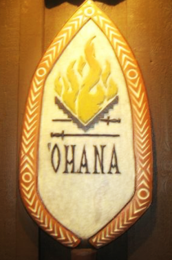 'Ohana | Restaurants with Fireworks Views