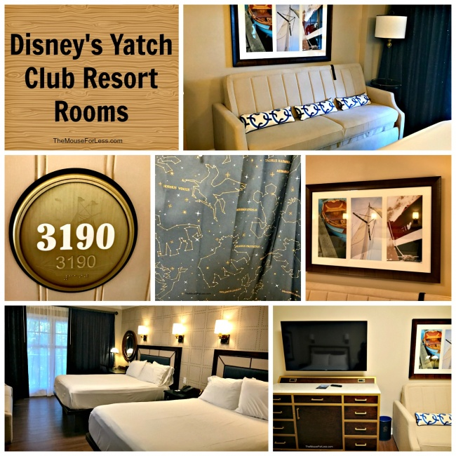 Yacht Club Room Collage