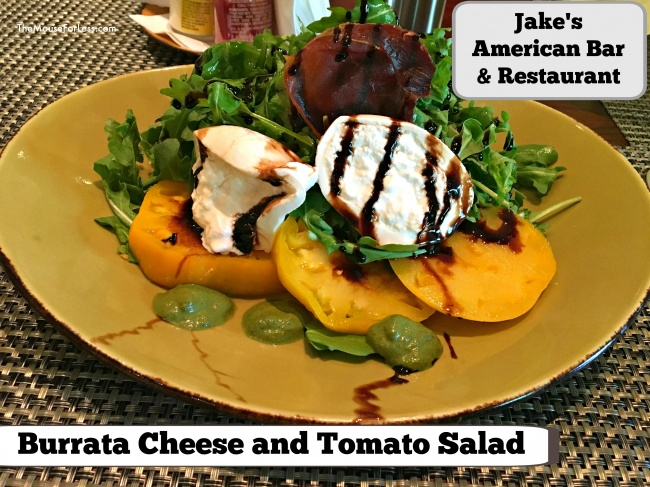 Jake's American Bar Menu Salad