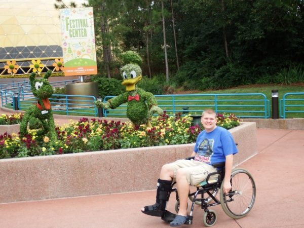 Walt Disney World with Special Needs