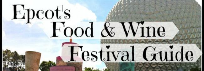 Food & Wine Festival Guide