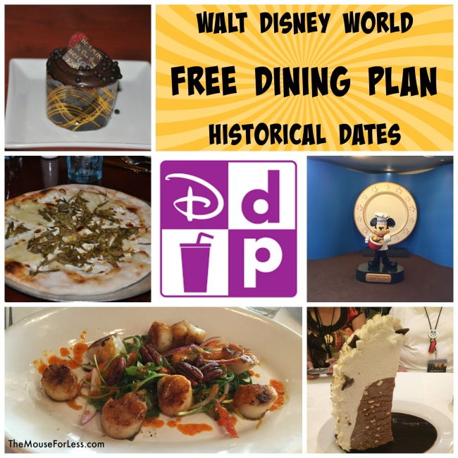 free-dining-plan-dates