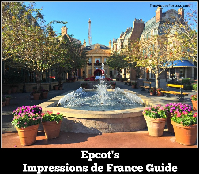 impressions-de-fance-guide Epcot Walt disney World