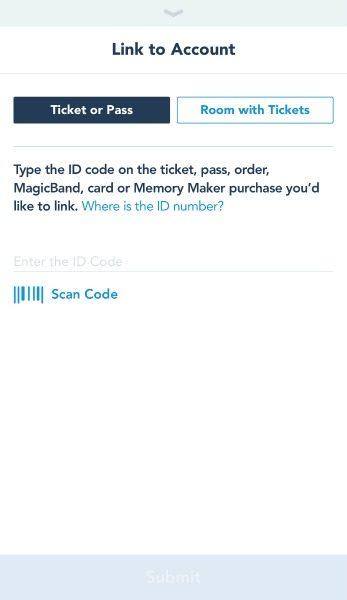 MDE App Link Tickets