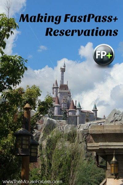 Making FP+ Reservations