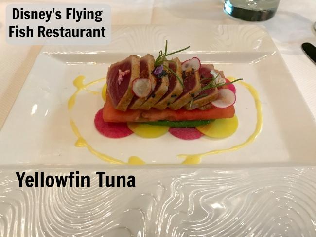 Flying fish menu disney 39 s boardwalk at walt disney world for Flying fish menu