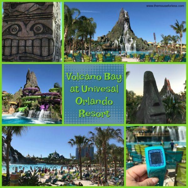 Volcano Bay Water Theme Park At Universal Orlando Resort