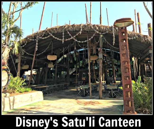 Satu'li Canteen Review