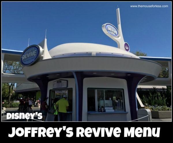 Joffrey's Revive