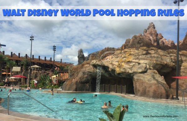 Walt Disney World Pool Hopping Rules