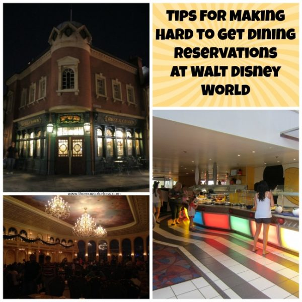 Tips for Making Hard to Get Dining Reservations