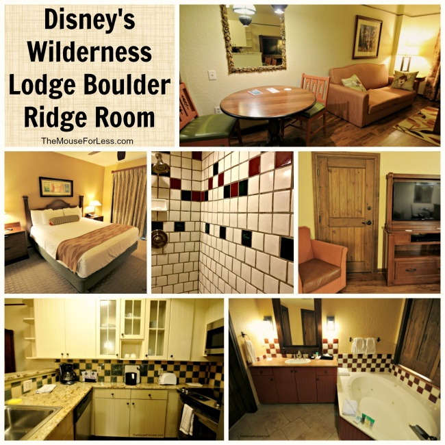 Disney S Boulder Ridge Villas Disney S Wilderness Lodge
