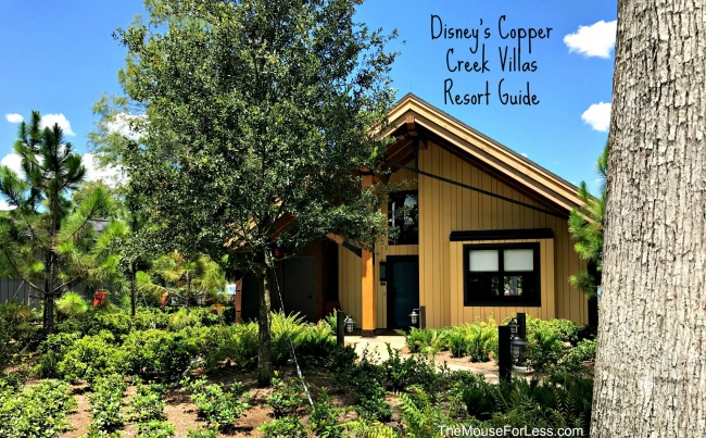 Copper Creek Villas Resort Guide