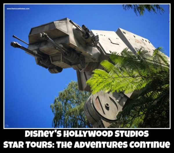 Star Tours: The Adventures Continue | Disney's Hollywood Studios
