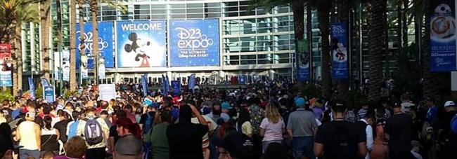 2017 D23 Expo Announcements