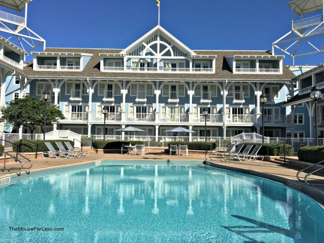 Disney 39 s beach club villas guide walt disney world - The star shaped villa ...