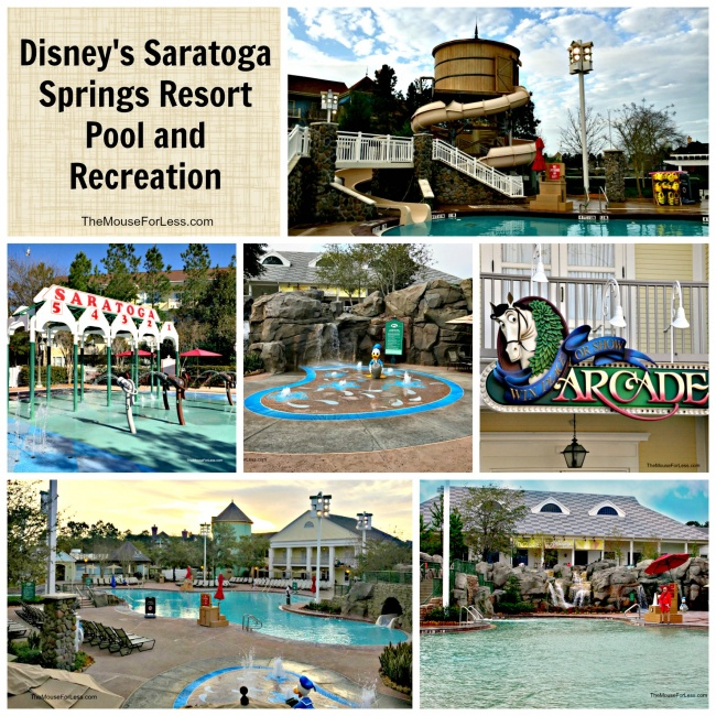 Saratoga Springs Pool and Recreation
