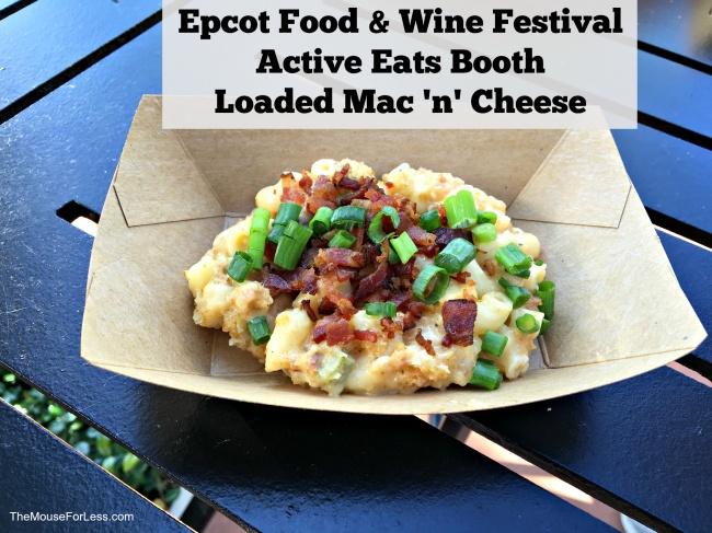 Epcot Food And Wine Festival Food Booth Menus Walt Disney World