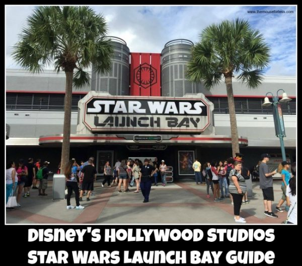 Star Wars Launch Bay Guide