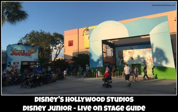 Disney Junior--Live on Stage!