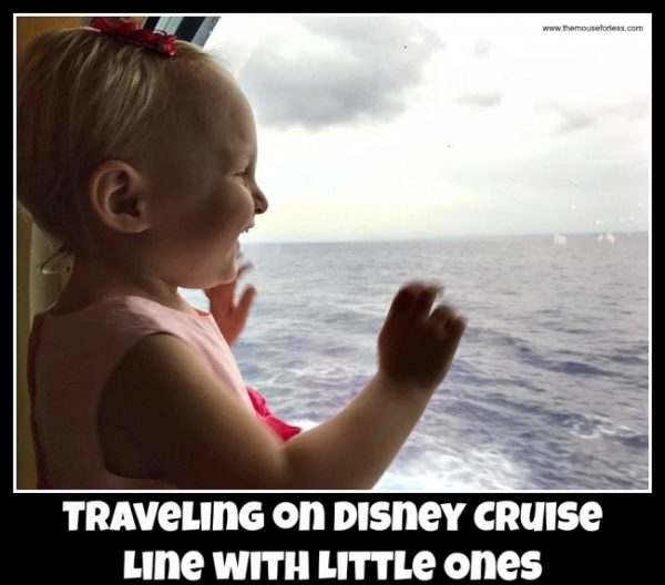 Disney Cruise Line With Little Ones