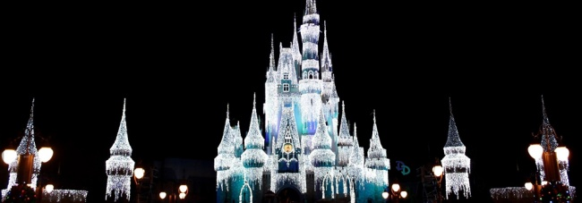 Magic Kingdom Christmas Holiday Events