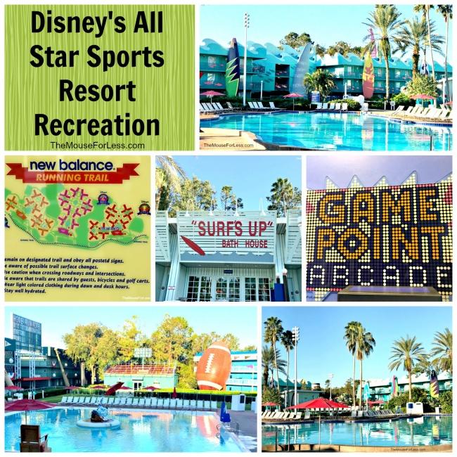 Disney S All Star Sports Resort Guide Walt Disney World