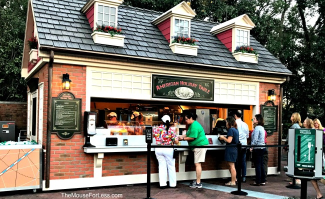 Enjoy A Salute To Holiday Feasts At This Holiday Kitchen In The American  Adventure Pavilion. The Menu Is Sure To Evoke Fond Memories Of Grandmau0027s  Kitchen ...