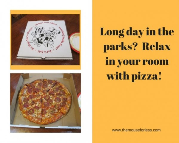 Old Key West Pizza Delivery And In Room Dining Menu