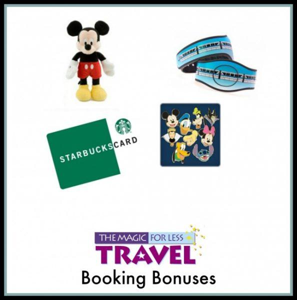 The Magic For Less Booking Bonus