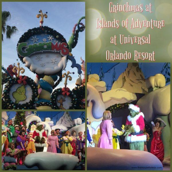 Holidays at Universal Orlando Resort | Grinchmas