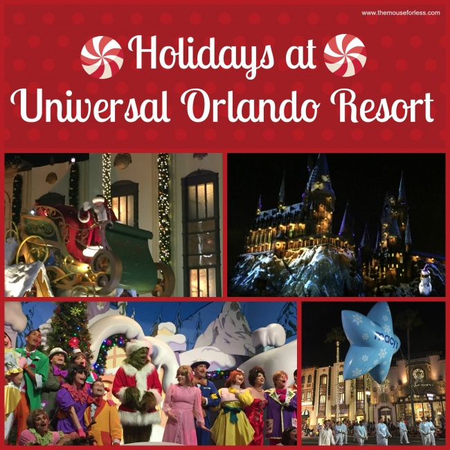 Universal Orlando Resort Announces 2019 Christmas Holiday Dates