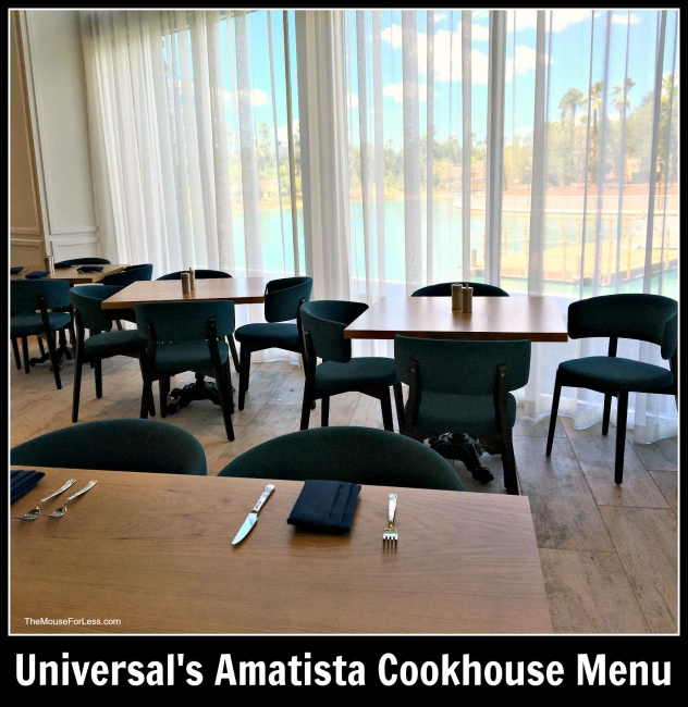 Amatista Cookhouse | Universal Orlando Resort