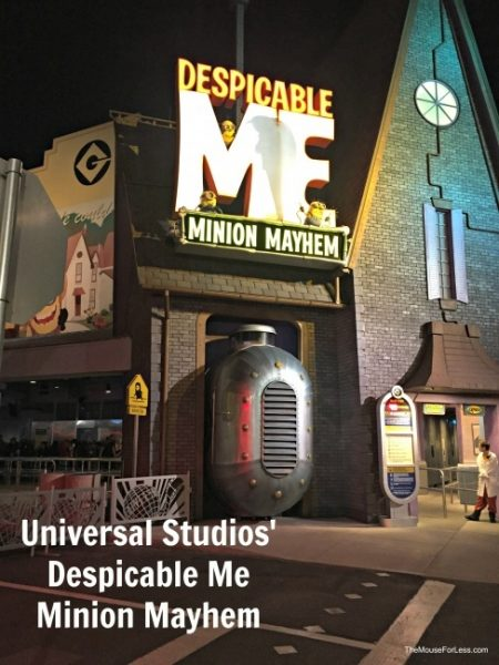 Despicable Me | Universal Studios Florida at Universal Orlando Resort