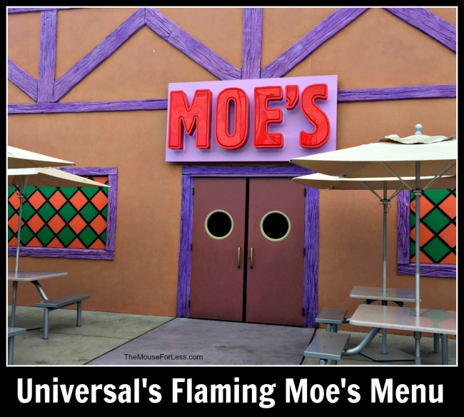 Flaming Moe's | Universal Orlando Resort