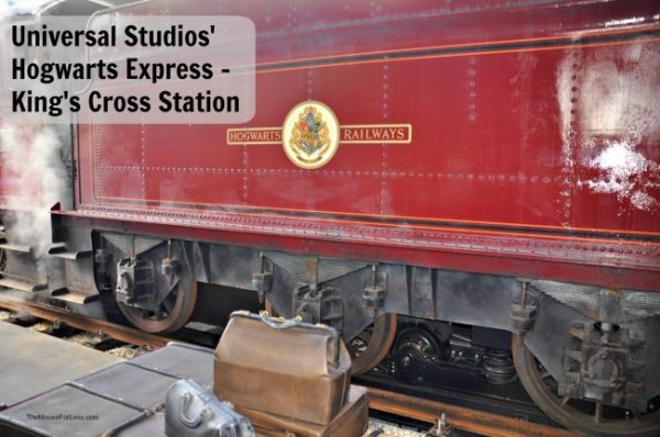 hogwarts express the wizarding world of harry potter