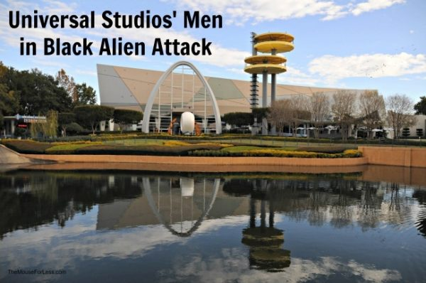 Men in Black: Alien Attack