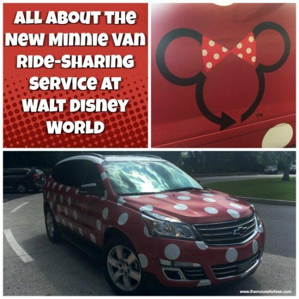 Minnie Van Ride Sharing Service
