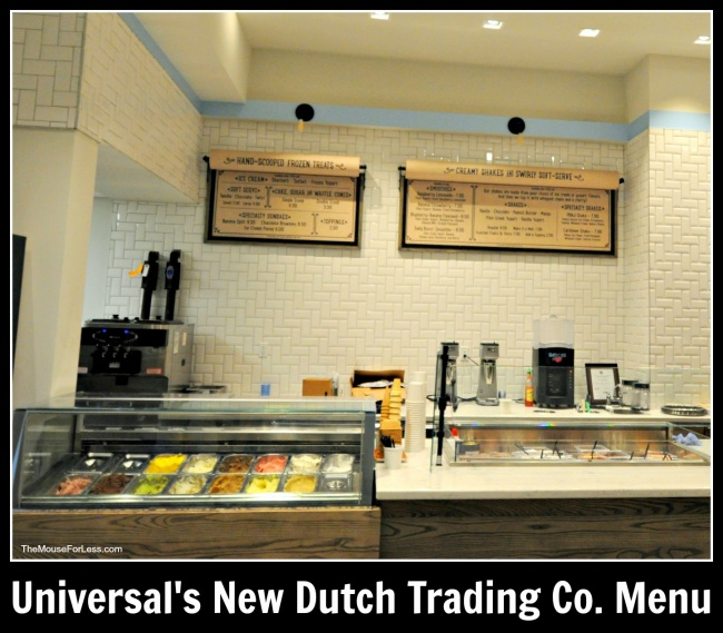 New Dutch Trading Co | Universal Orlando Resort