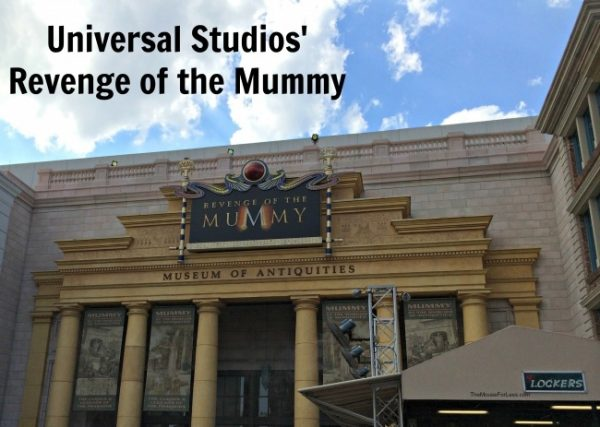 Revenge of the Mummy | Universal Studios Florida