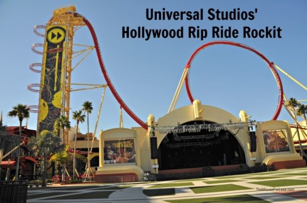 Rip Ride Rockit | Universal Studios Florida at Universal Orlando Resort