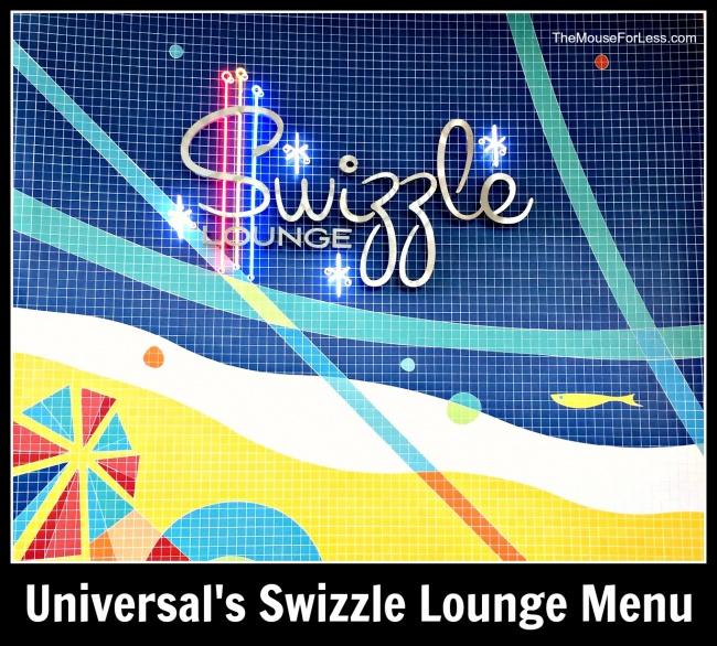 Swizzle Lounge | Universal's Cabana Bay Resort