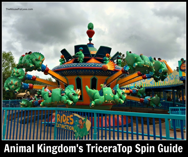 TriceraTop Spin